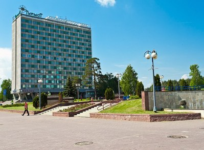 Wit-Rusland hotel accommodatie overnachting Djoser