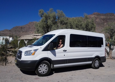 Verenigde staten minivan vervoersmiddel Djoser