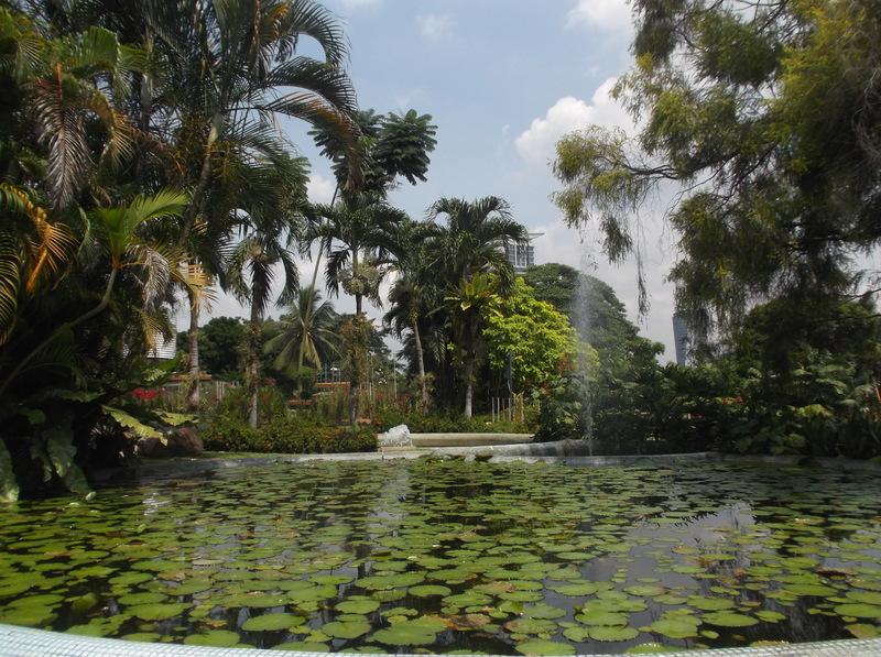 Kuala Lumpur - Lake Gardens