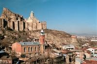 Wandelreis Georgie Tbilisi Djoser