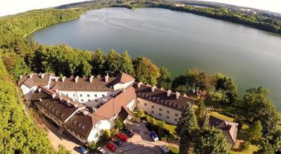 Hotel Mazuria Mazuren bovenaanzicht Polen