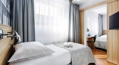 Hotel Smart kamer Gdansk Polen