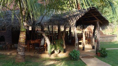 Sri lanka accommodatie overnachting Djoser