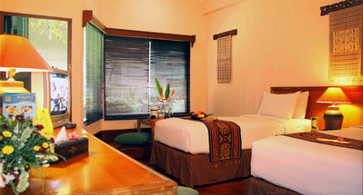 Indonesie hotel accommodatie overnachting Djsoer