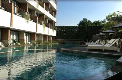 Indonesie hotel accommodatie overnachting Djoser