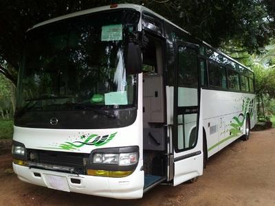 Sri Lanka rondreis bus vervoersmiddel Djoser