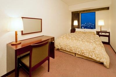 Sunshine City Prince Tokyo eenpersoonskamer Japan