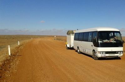 Bus Australië Djoser