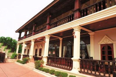 Sunway Hotel Luang Prabang Laos Djoser