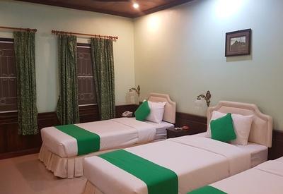 Sunway Hotel kamer Luang Prabang Laos Djoser