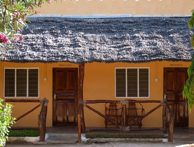 Nungwi Zanzibar Amaan Bungalows hut Djoser