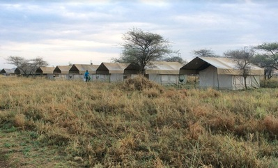 3- Serengeti NP Ikoma Bush Camp tenten Tanzania Djoser