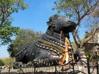 Stiertempel Bangalore Djoser