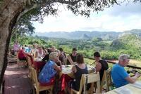 Cuba Fietsreis Lunchpauze Djoser