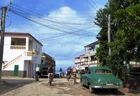 Cuba fietsreis oldtimer Djoser