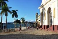 Cuba fietsreis plein Djoser