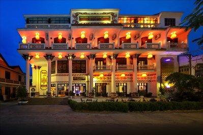Lantern Hotel Hoi An Djoser