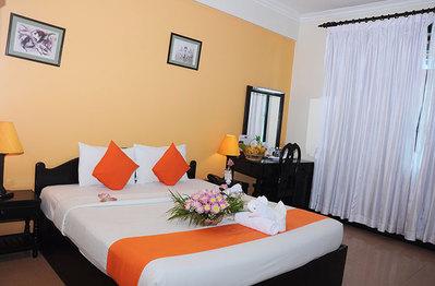 Claremont Angkor Boutique Hotel Room Vietnam en Cambodja rondreis Djoser