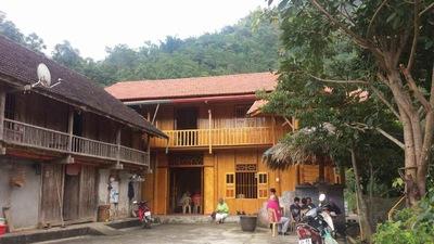 Homestay Bac Ha Vietnam Djoser