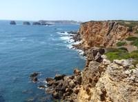 Algarve Wandel Fiets Klif Djoser