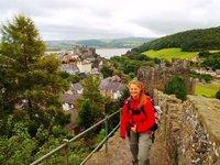 Caernafon Castle Wales Wandel Djoser