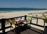 Strand Portugal Fietsreis Djoser