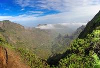 Kaapverdische Eilanden San Antao uitzicht