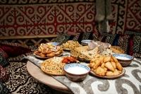 Eten Kazachstan Djoser