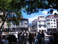 Madeira Wandelreis Djoser Funchal Straatbeeld