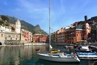 Wandelreis Italie Cinque Terre Vernazza haven Djoser