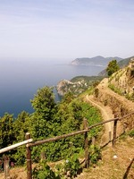Wandelreis Italie Cinque Terre Wandeling kust Djoser
