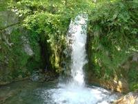 Wandelreis Italie Amalfikust Waterval valle delle ferriere