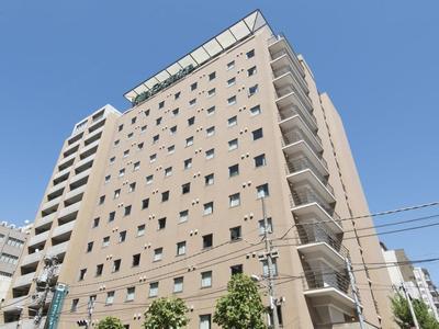 Hotel Villa Fontaine Ueno Tokyo Japan
