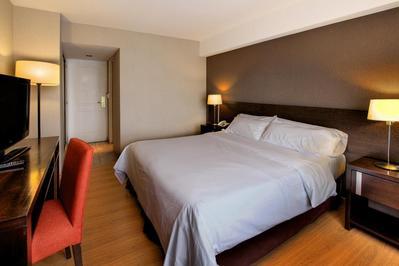 Hotel Crans Montana kamer Argentinie