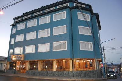 Hotel Tierra del Fuego Ushuaia Argentinie