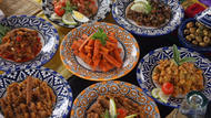 Marokko bordje eten