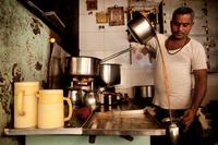 Chai maken India Djoser