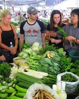 Markt koken Thailand Djoser
