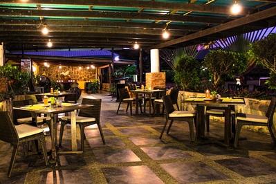 Djoser Maleisie rondreis Papar Beringgis Beach Resort