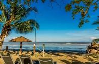 Beringgis Beach view maleisie djoser