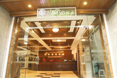 Myanmar - Mandalay - Silver Star Hotel receptie