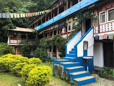 Nepal trekking guest house