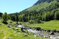 Claror vallei Andorra