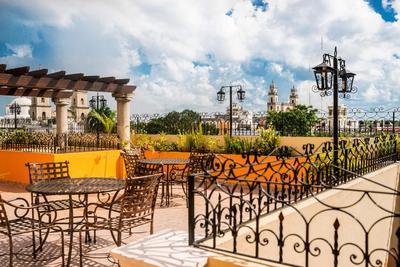 Hotel Colonial terras Mérida Mexico