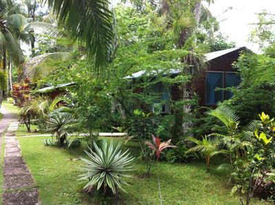 Hotel Catamaran huisjes Rio Dulce Guatemala