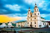 Minsk kerk Wit-Rusland