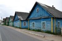Wit Rusland Fietsreis Huisjes Djoser