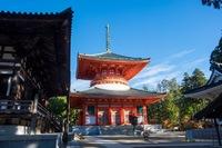 Koyasan tempels Japan