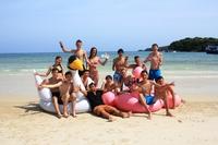 Strand Koh Chang Thailand