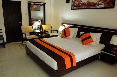 Joes Habarana Hotel kamer Sri Lanka